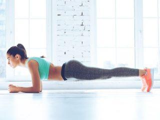 """Mỗi ngày 5 phút tập plank cho thân hình """"nóng bỏng tay"""""""