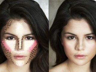 Học chuyên gia cách đánh khối cho mọi loại khuôn mặt