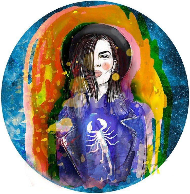 màu son đẹp cung hoàng đạo - hình 15
