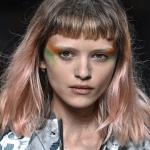 """12 màu tóc đẹp và """"ngầu"""" tại Tuần lễ thời trang"""