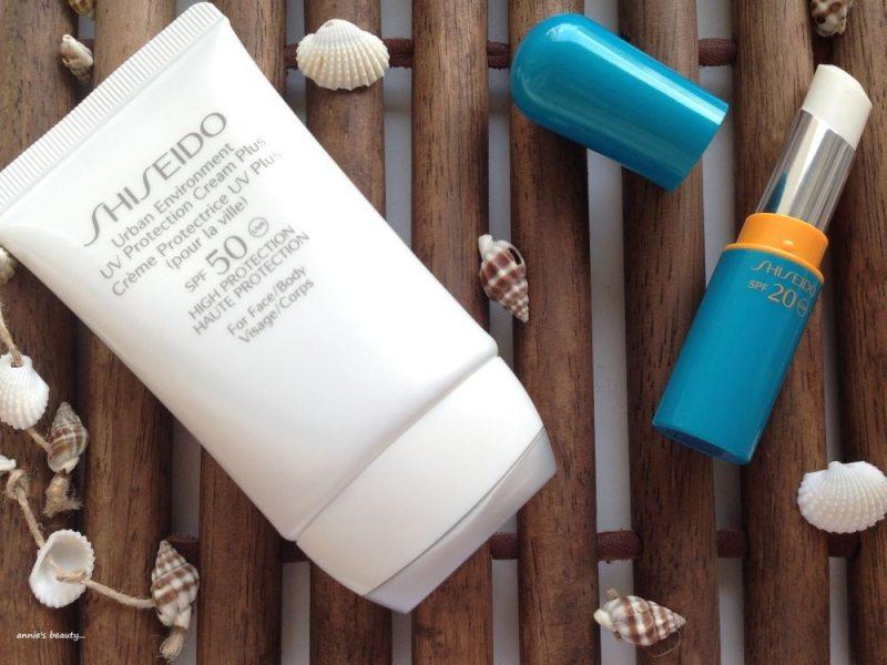 Son dưỡng môi tốt có chống nắng 2 trong 1 Shiseido Sun Protection Lip