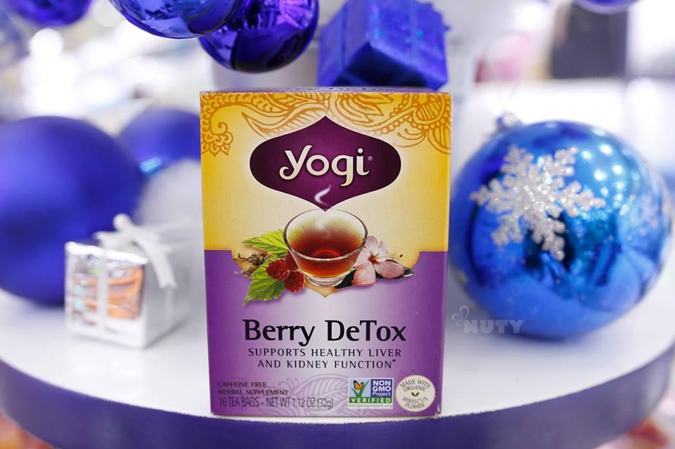 trà thải độc berry detox