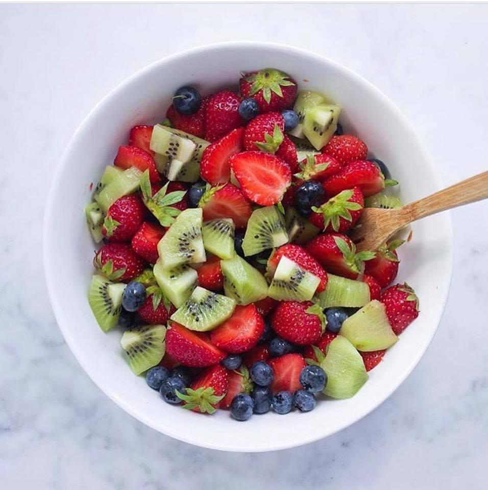 ăn rau thải độc cơ thể