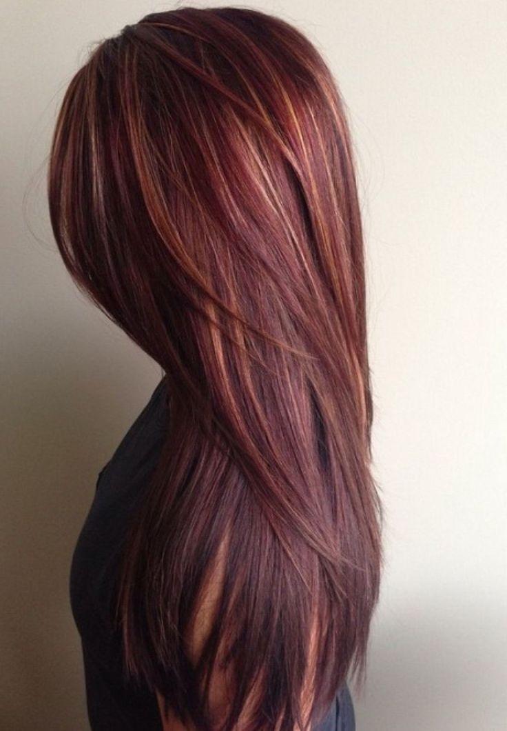 tóc nâu - hình 1