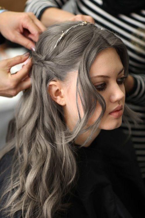 tóc nâu - hình 10