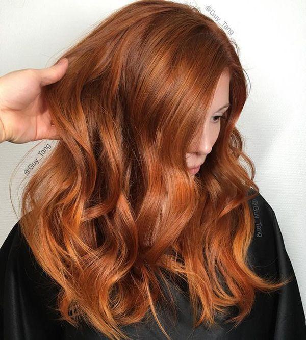 tóc nâu - hình 12