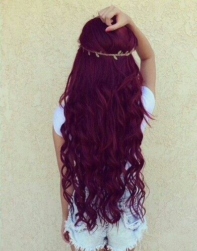 tóc nâu - hình 3