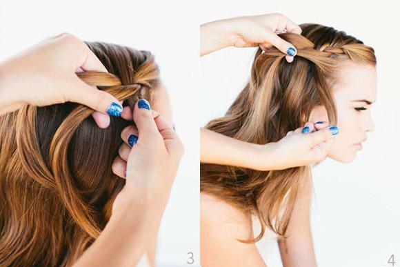 tóc tết đẹp - hình 2