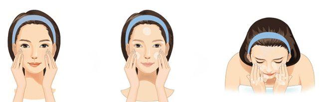 rửa mặt đúng cách - hình 4