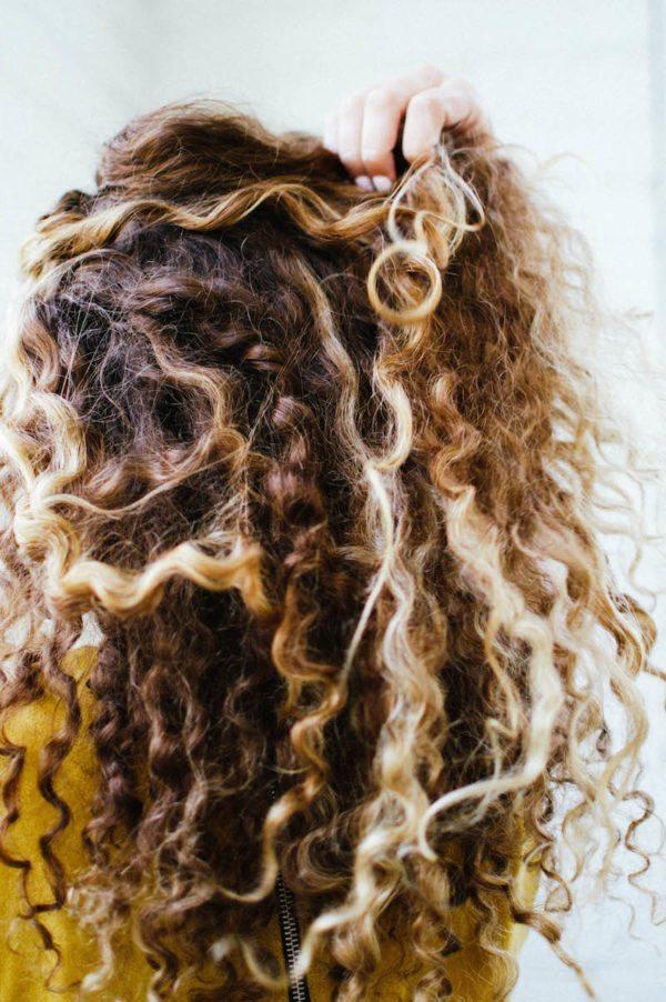 rụng tóc - hình 5