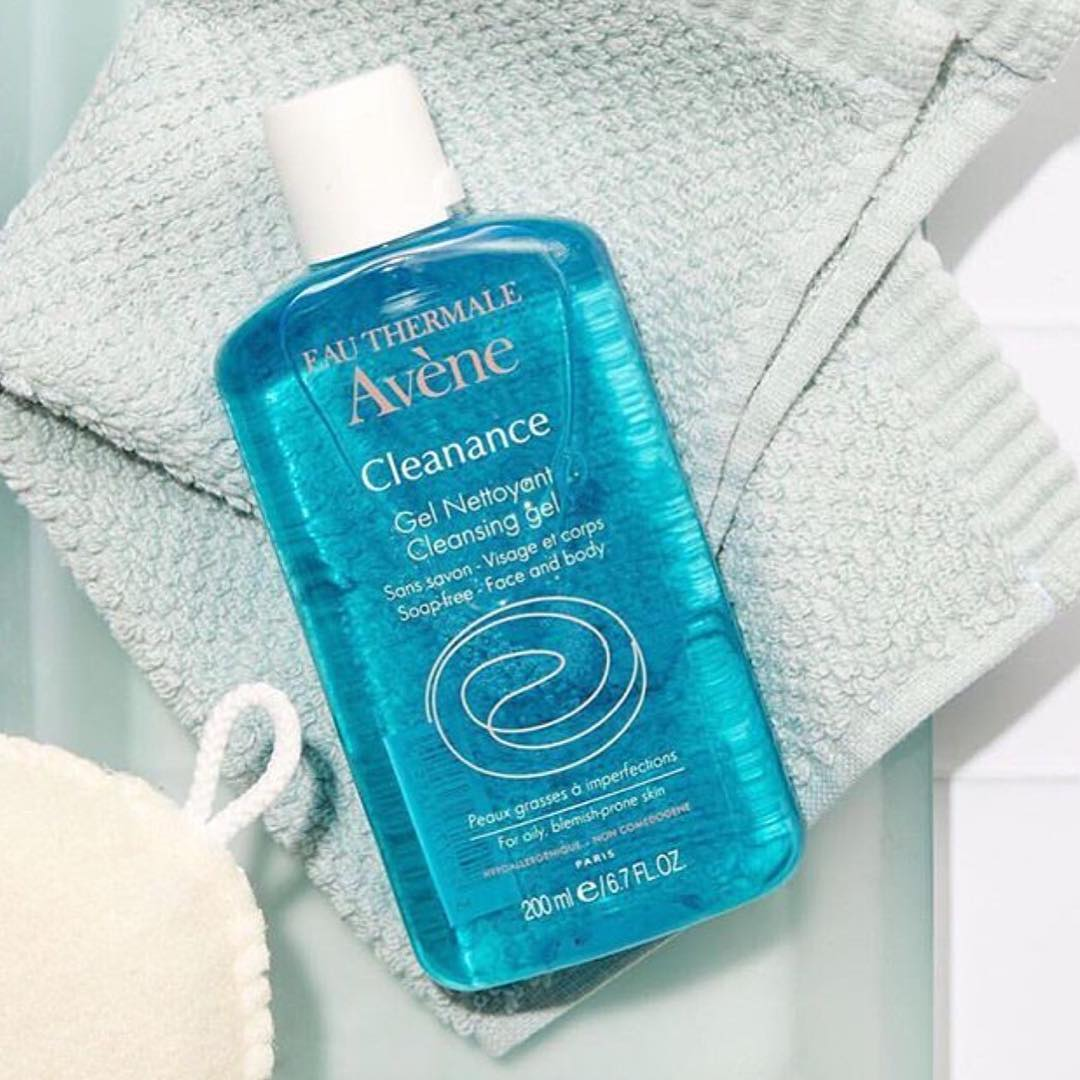 Avène Cleanance Soapless Cleanser Gel