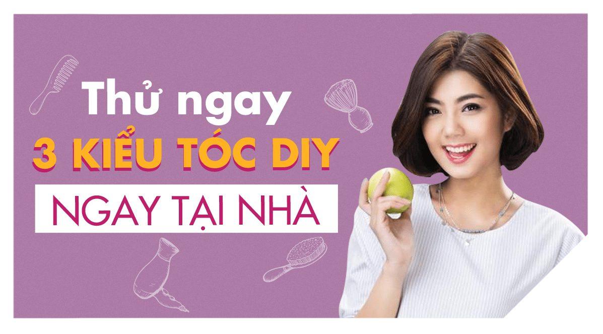 Đẹp mỗi ngày với 3 kiểu tóc ngắn 5 phút cùngĐàm Phương Linh