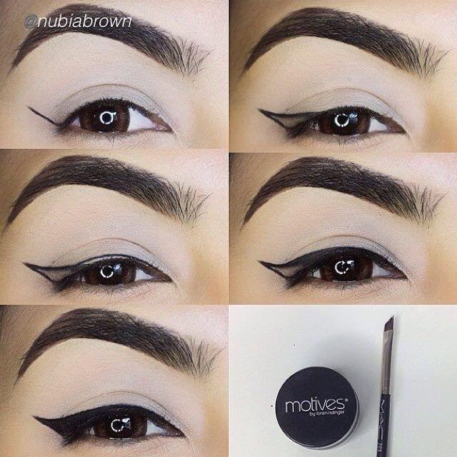 kẻ mắt đẹp
