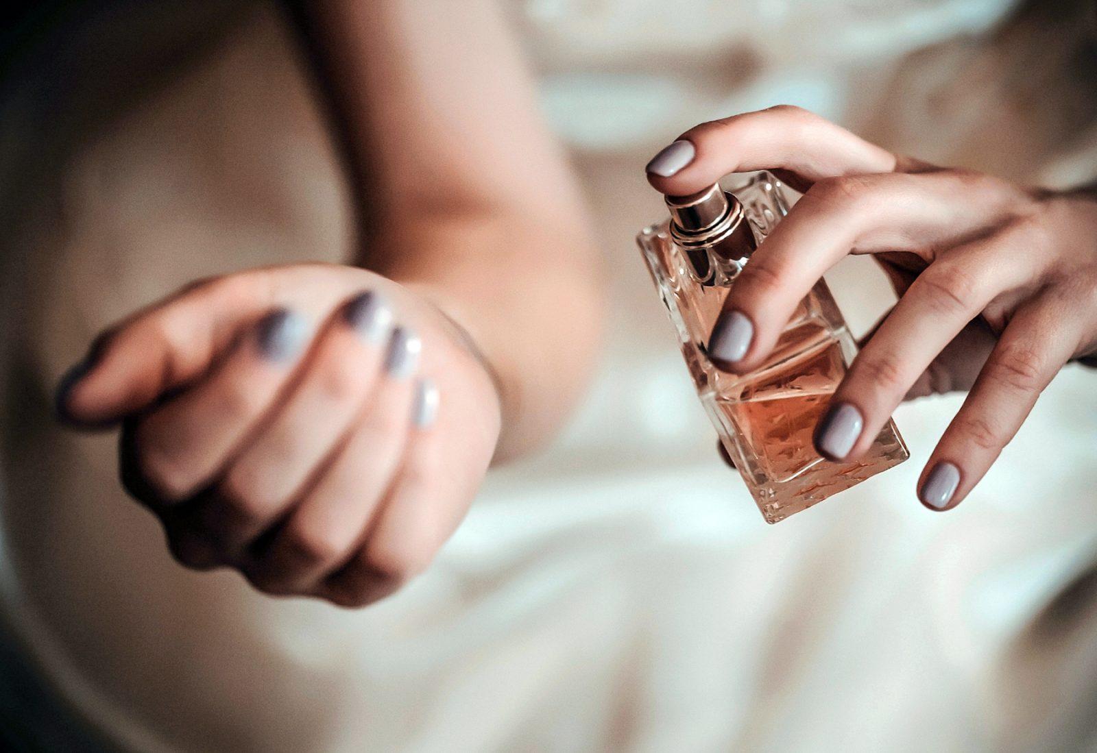 công dụng của nước hoa
