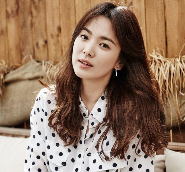 bí quyết trẻ lâu của Song Hye Kyo