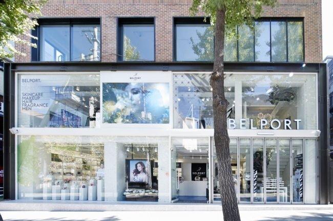 belport cửa hàng mỹ phẩm Hàn quốc