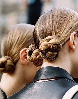 20 kiểu tóc búi cho nàng thoả sức sáng tạo