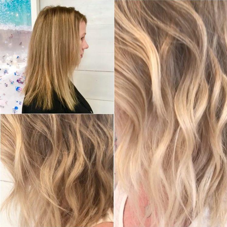 nhuộm tóc 4D