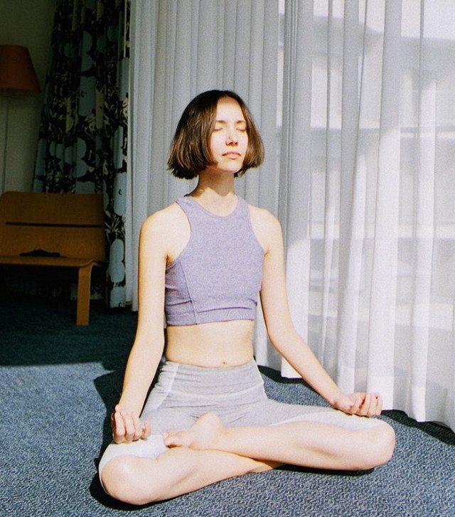 Đây là những điều xảy ra với cơ thể khi bạn tập yoga