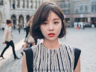 20 kiểu tóc cho nàng gương mặt thon gọn ngay lập tức