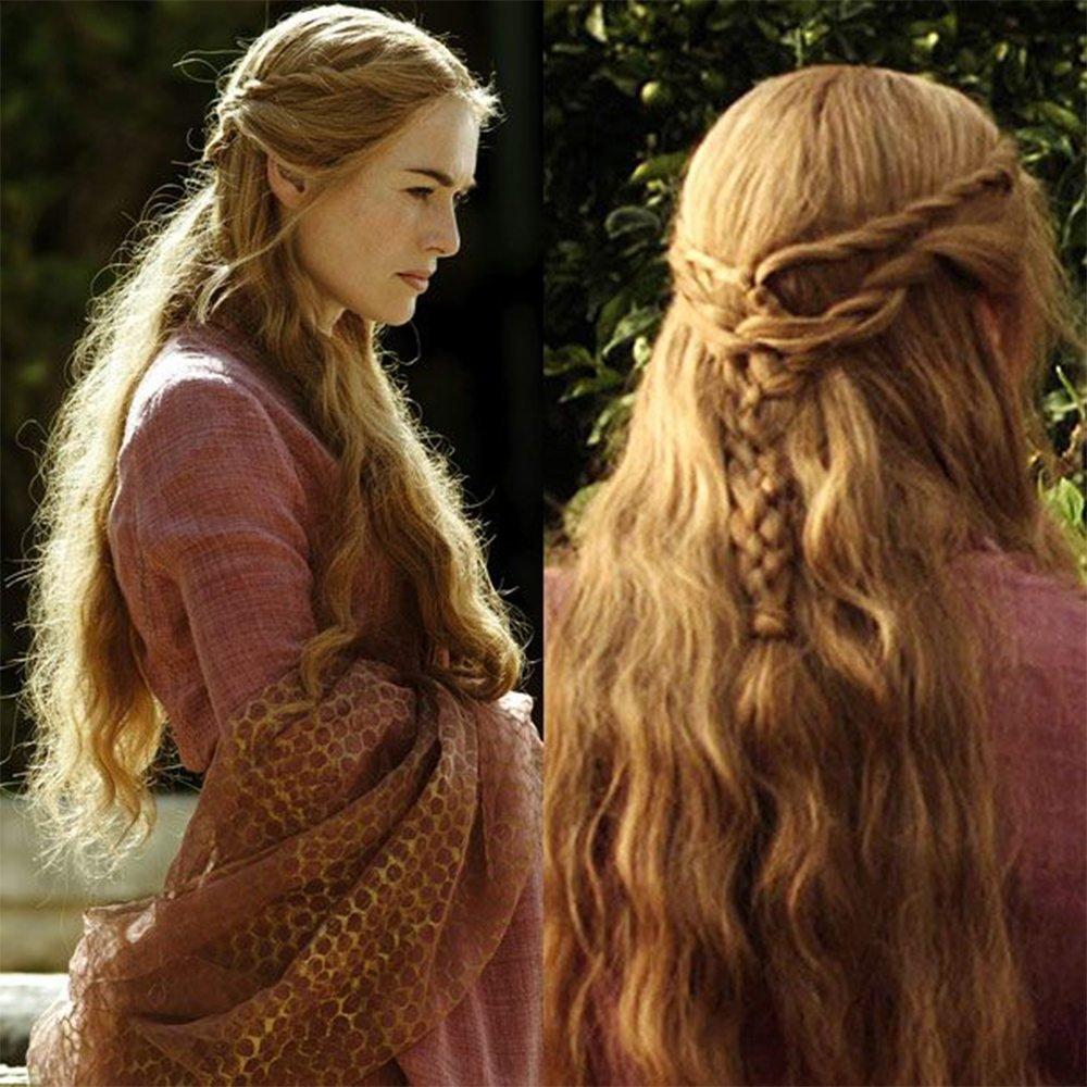 kiểu tóc Game of Thrones