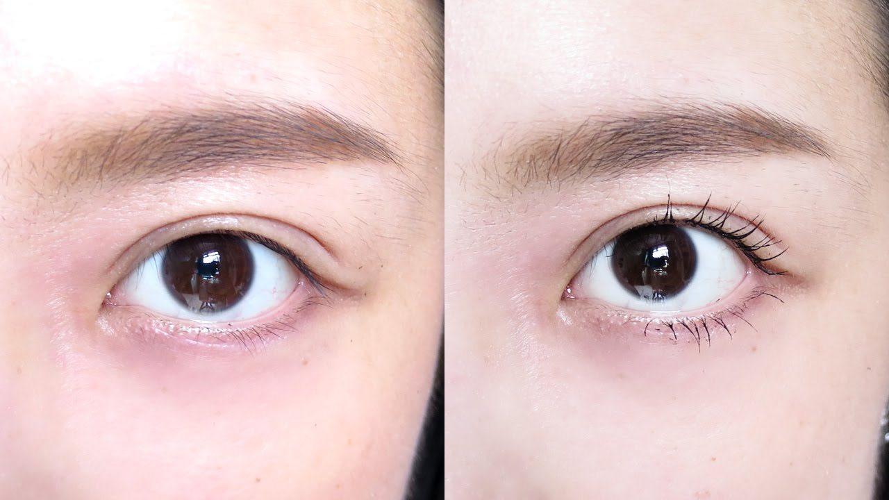 mắt to hơn