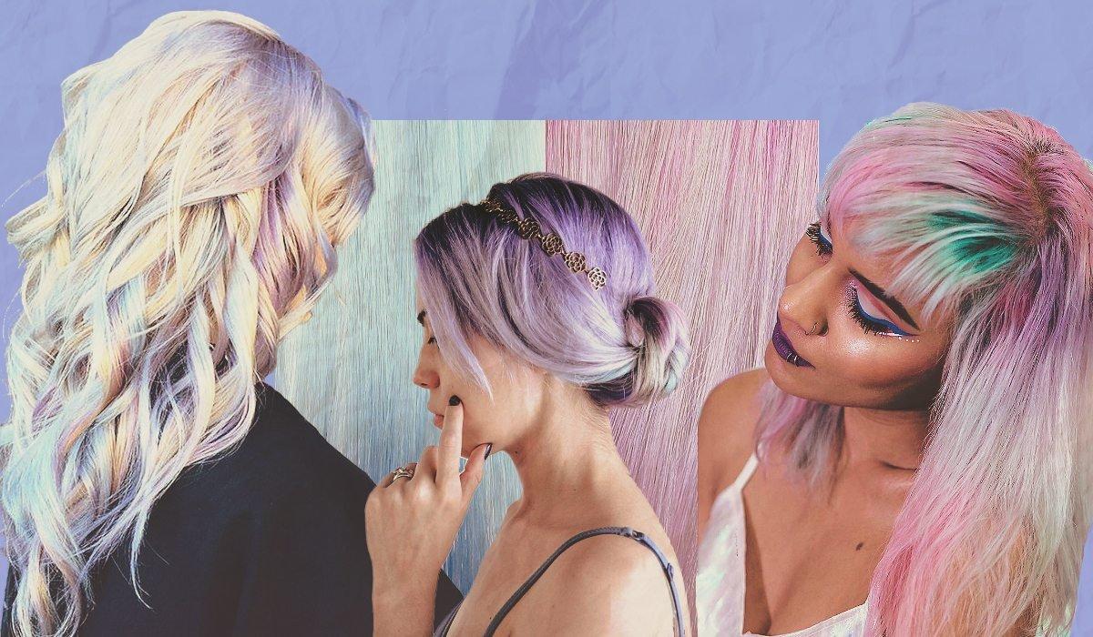 màu tóc nhuộm 3d