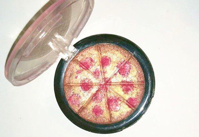 phấn highlight pizza