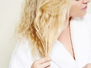 Tạm biệt tóc chẻ ngọn mà không cần cắt!