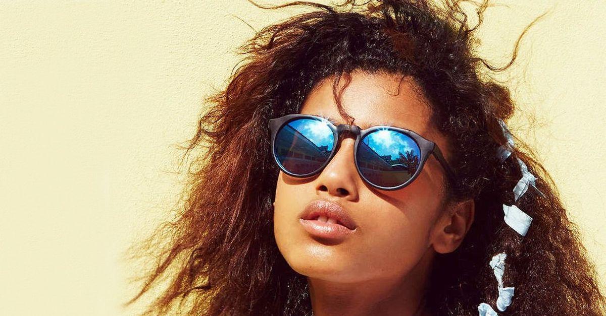 Làn da bị cháy nắng có thể do mất nước