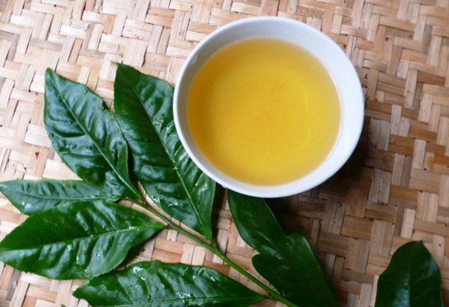 Da bị cháy nắng có thể chữa bằng trà xanh