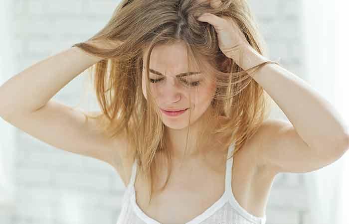 cách dưỡng tóc bằng dầu dừa