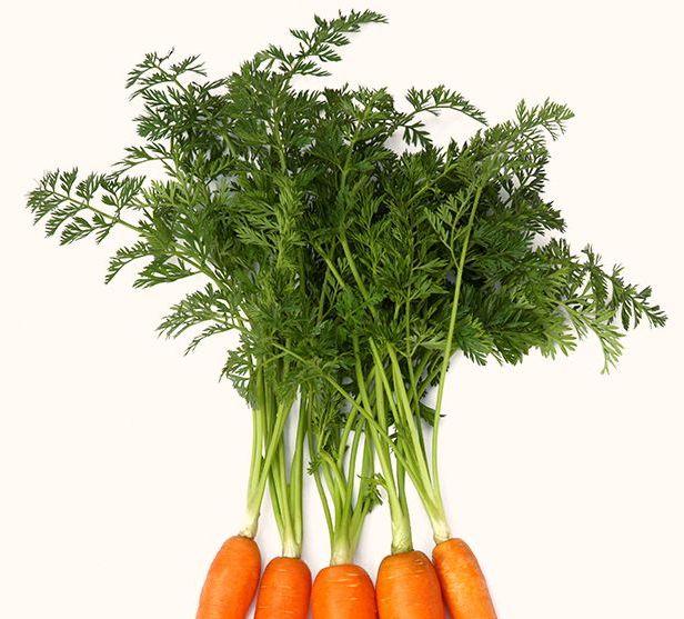 Làm đẹp bằng cà rốt