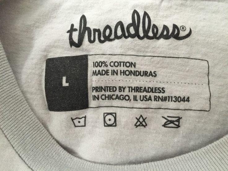 Nên lựa chọn những loại áo thun, 100% cotton có độ thấm hút tốt