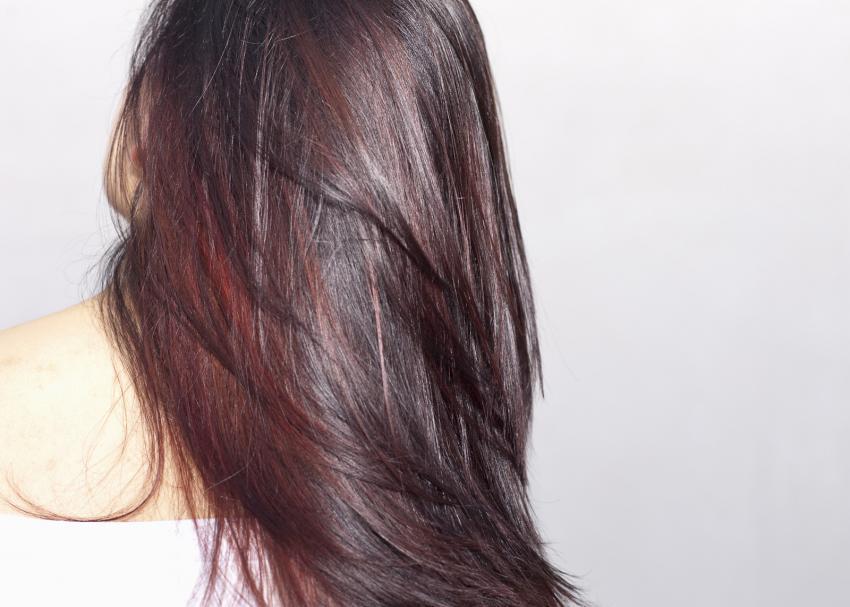 màu tóc socola