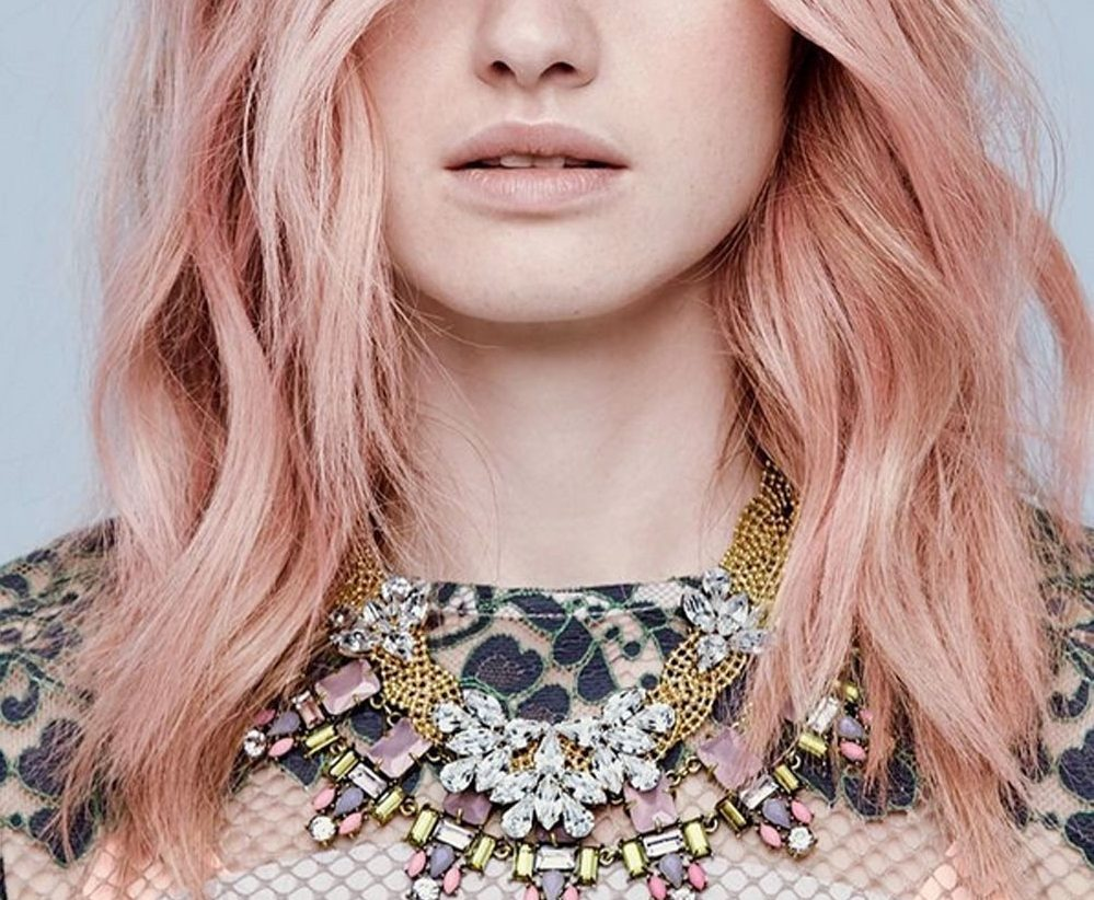 màu tóc đẹp 2017