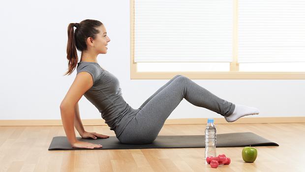 tập aerobic tại nhà
