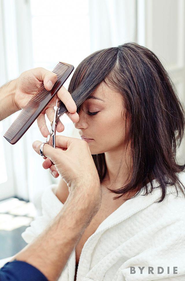 cách chăm sóc tóc ngắn ngang vai