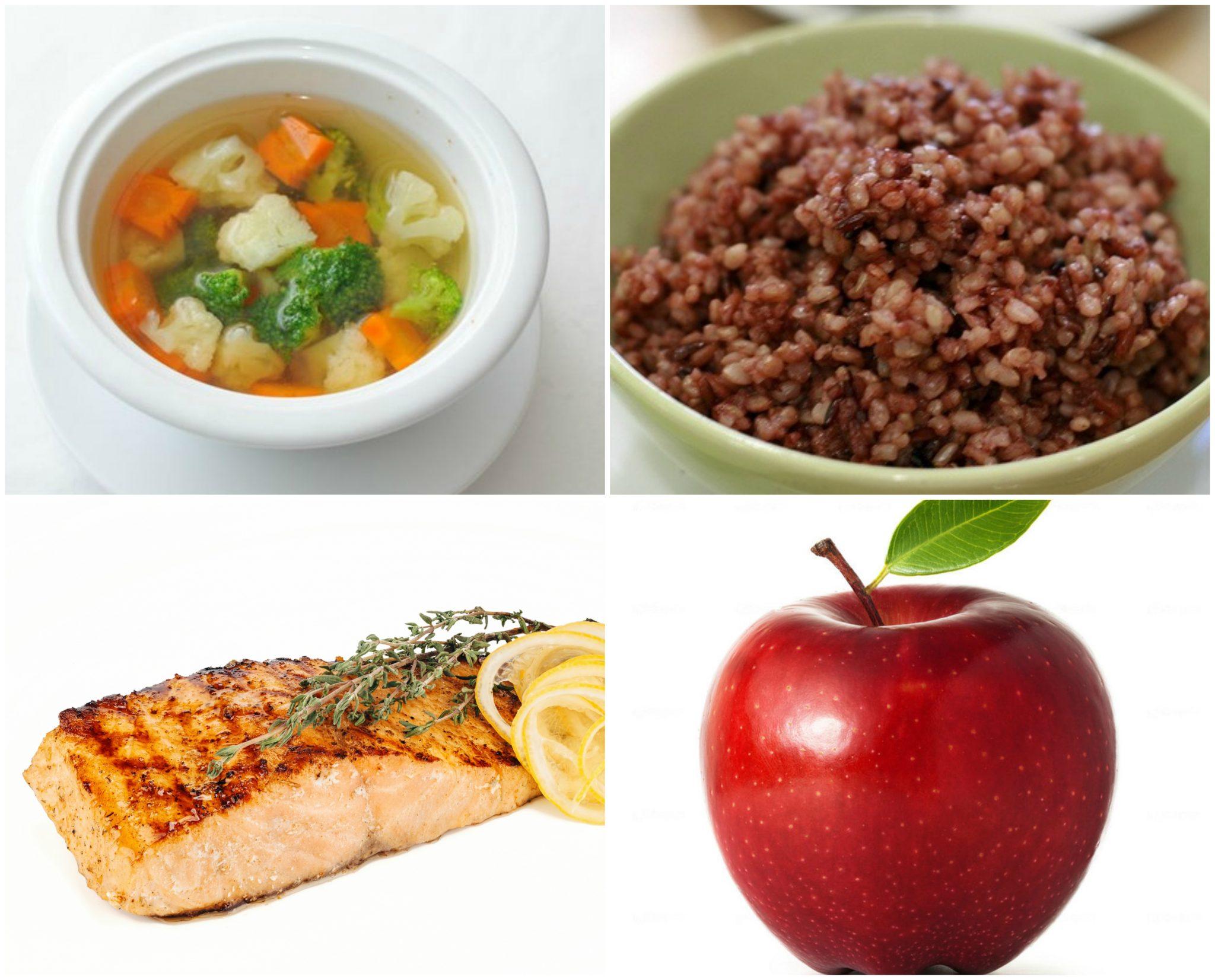 chế độ ăn asian diet tối