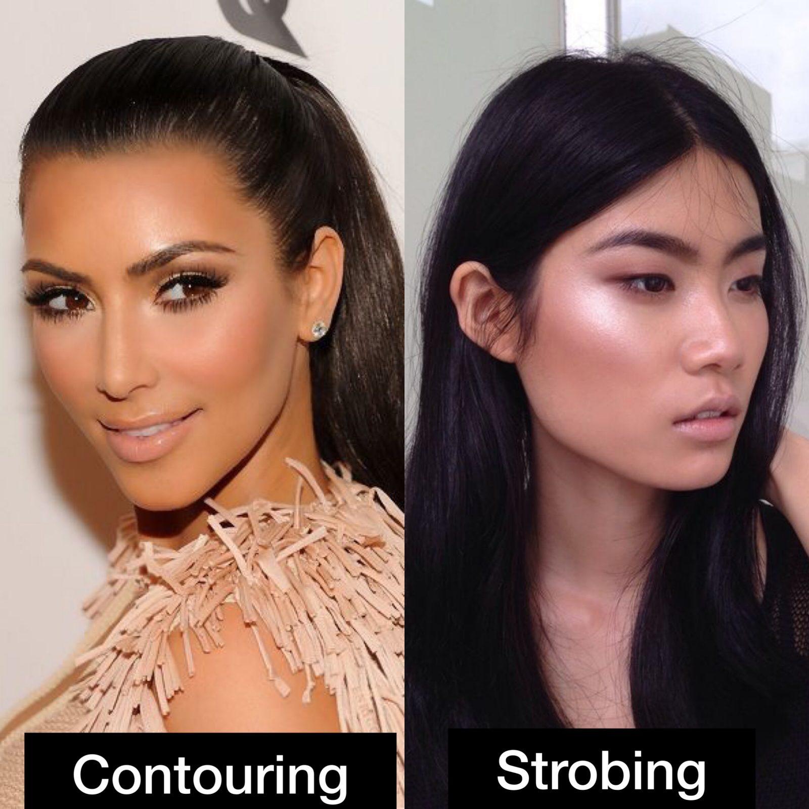 Sự khác biệt giữa Contouring và Strobing