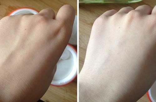 kem trắng da không có nguồn gốc