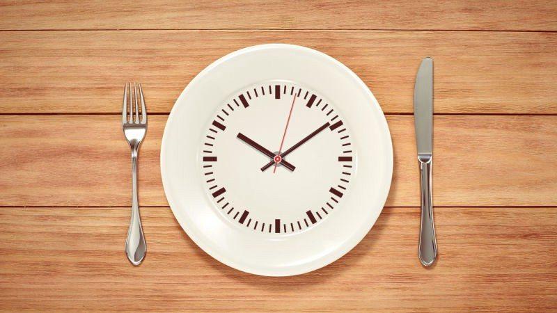 Thời gian ăn kiêng