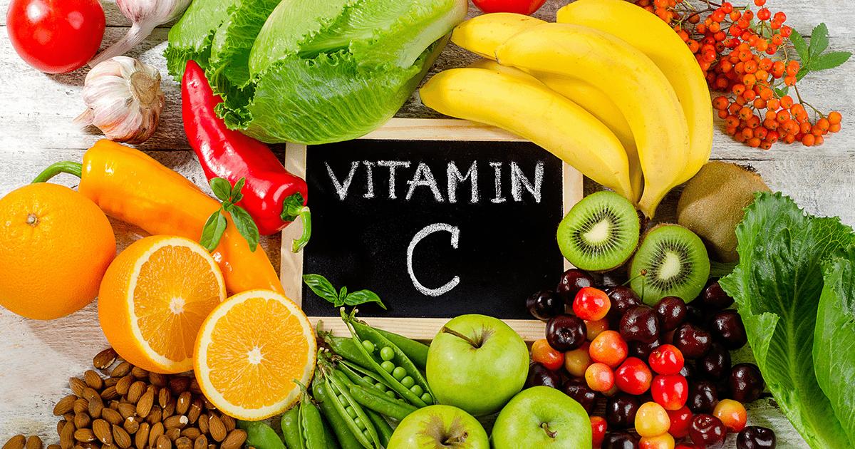 Vitamin C giúp dưỡng trắng da toàn thân trong 1 tuần