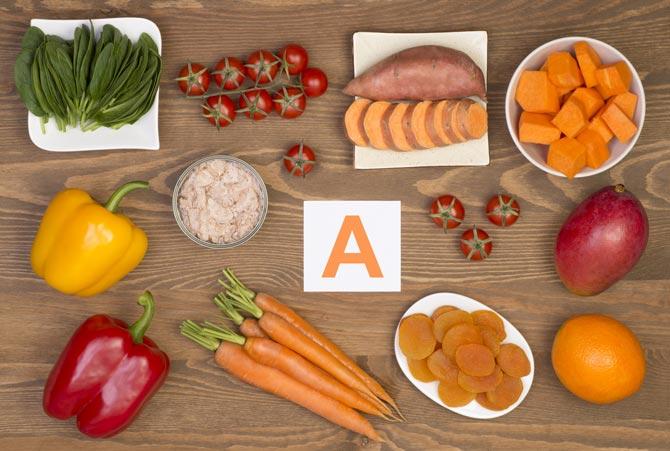 Vitamin A dưỡng trắng da toàn thân trong 1 tuần