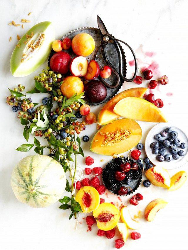 ăn kiêng bằng GM diet với trái cây trừ chuối