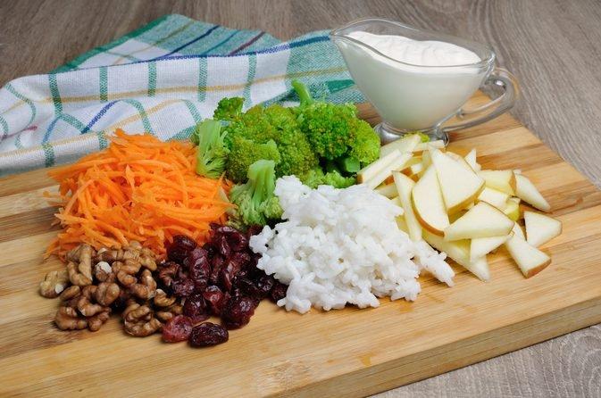 ăn kiêng bằng GM diet ngày thứ 7