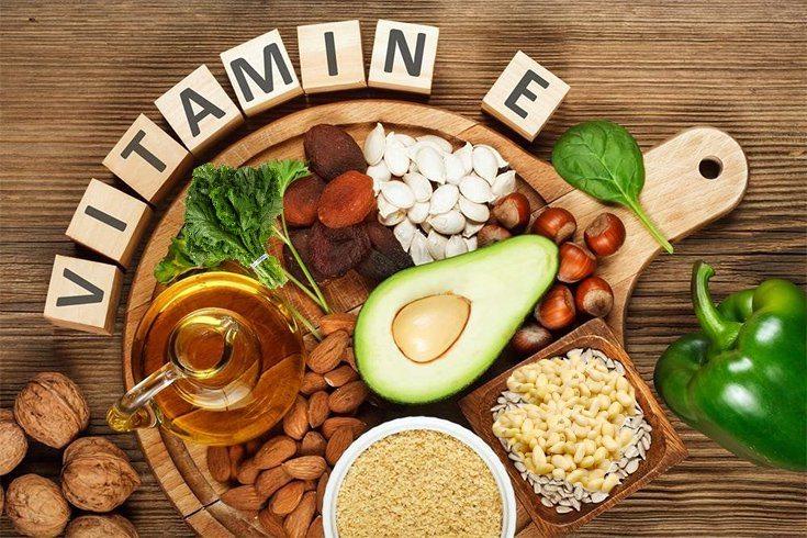 Vitamin E có ở đâu