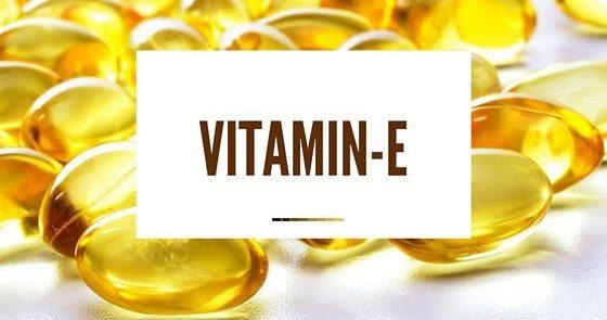 Vitamin E được xem là thần dược làm đẹp da