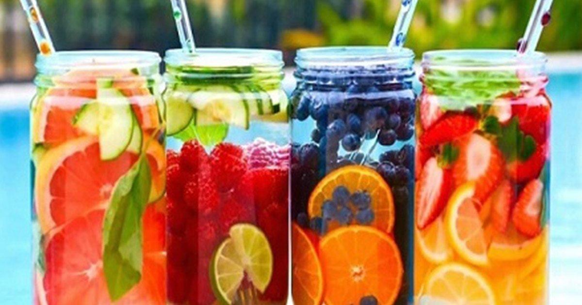 Nhóm thức uống nên uống trong chế độ ăn kiêng DAS