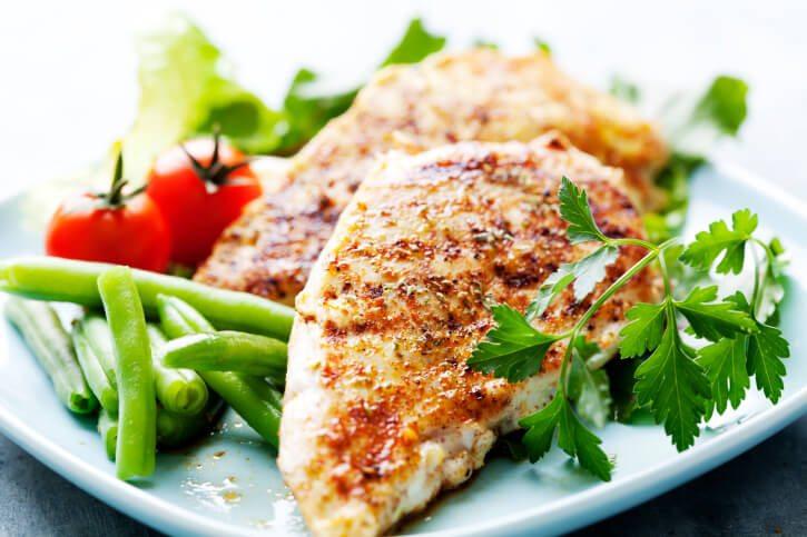 Healthy food cân bằng giữa 2 loại carb là thực đơn cần thiết dành cho bạn
